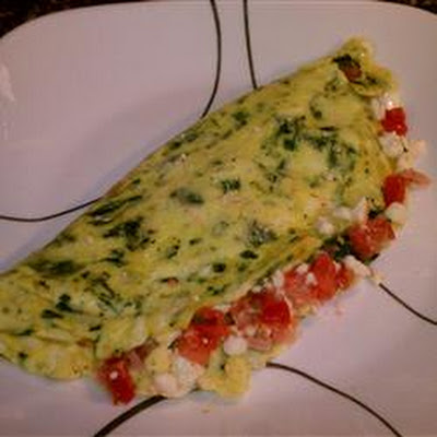 My Big Fat Greek Omelet