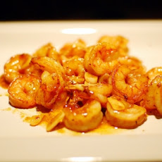 Pastor Ryan's Spicy Orange Garlic Shrimp