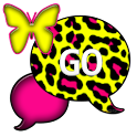 GO SMS THEME/NeonLeopard2 icon