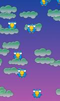 Screenshot of Clouds live wallpaper lite