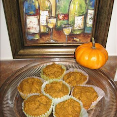 Kimmy's Low Calorie Pumpkin Muffins