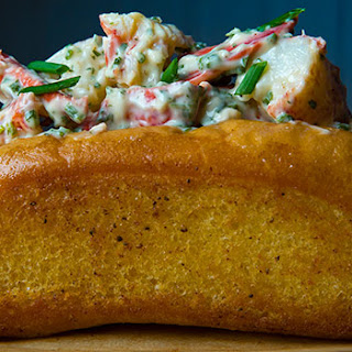 The Tasting Table Lobster Roll