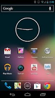 Screenshot of Nexus Flashlight