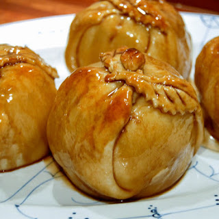 Apple Dumpling With Chopped Apples Recipes