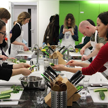 Perfect Canapés Cookery Class