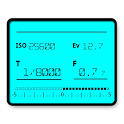 數位測光表 Digital Light Meter Pro icon
