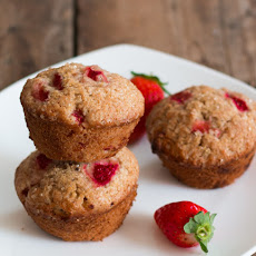 Strawberry Citrus Muffins