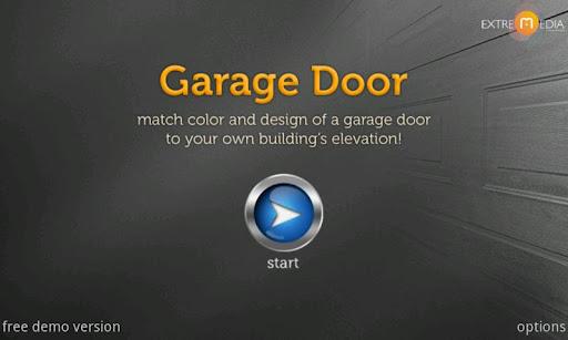 Garage Door Simulator FREE