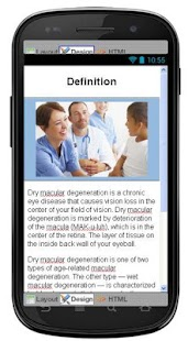 Macular Degeneration Disease - screenshot