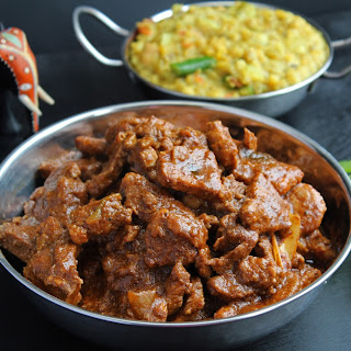 Sri Lankan Pork Badun Curry (Deviled Pork)