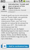 Screenshot of Marketing Foundation
