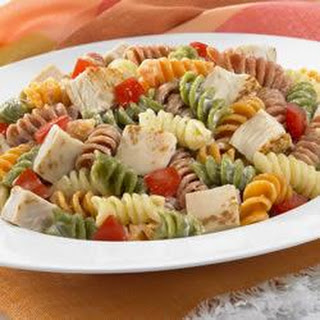 Chicken Ranch Pasta Salad