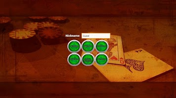 Screenshot of Card Deck Platform