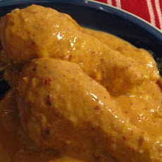 Southwest Chicken with Chipotle Cream