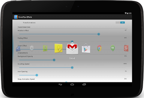 Screenshot of Switchr - App Switcher