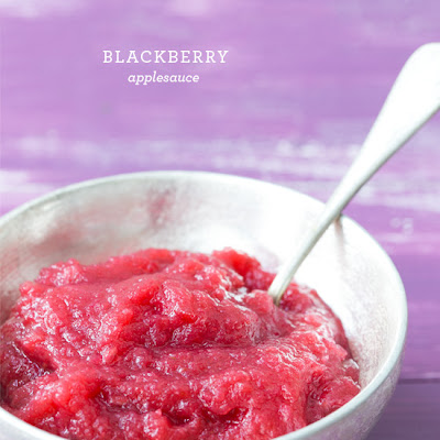 Blackberry Applesauce