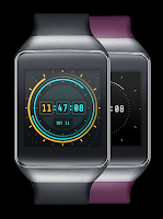Screenshot of Chron Watch Face