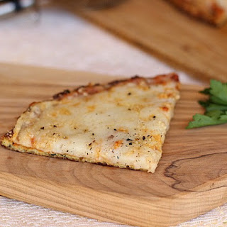 Personal Pan Cauliflower Pizza Crust (Dairy-Free)