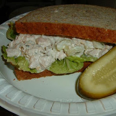 Southern Florida Chicken Salad Sammies/Sandwiches