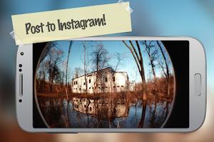 Screenshot of InstaPhoto for Instagram