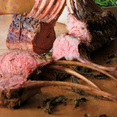 Spring Lamb with Rosemary