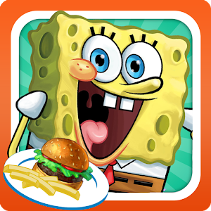 Cover art SpongeBob Diner Dash Deluxe