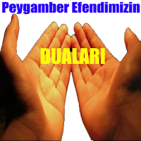 Screenshot of Peygamber Efendimizin Duaları