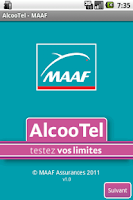 Screenshot of AlcooTel