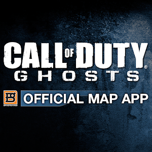 COD Ghosts Official MP Map App