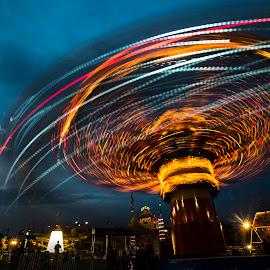 Fair by Jonathan Miksanek - City,  Street & Park  Amusement Parks ( fair )