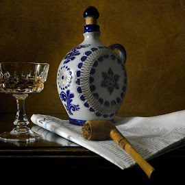 by Mara Misur - Artistic Objects Still Life