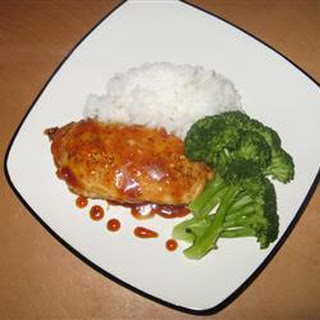 Hot and Spicy Chutney Chicken