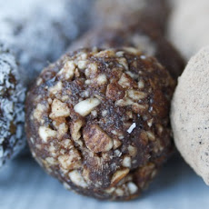 Cacao Orange Chia Balls