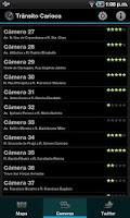 Screenshot of Trânsito Carioca