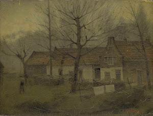 RIJKS: Eduard Karsen: painting 1907