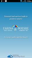 Screenshot of Farina and Boeshe Realtors