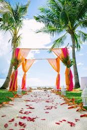 Fiji wedding at Radisson