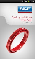 Screenshot of SKF Seals