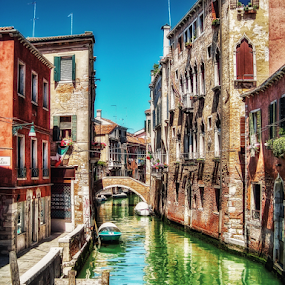 Venice by Andrea Conti - City,  Street & Park  Historic Districts
