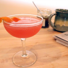 Orange Marmalade Cocktail Recipe