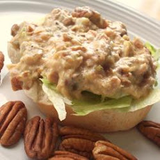 Orange Pecan Tuna Salad