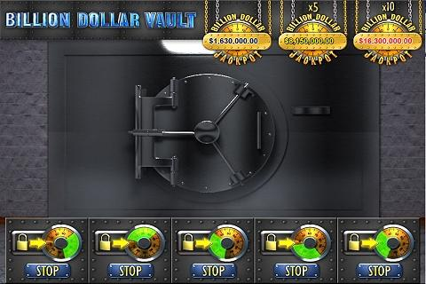 Golden Vault Slots - screenshot