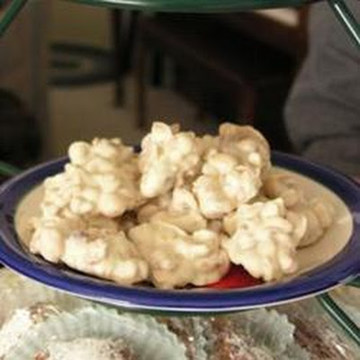 Peanut Cluster Candy