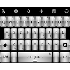 Theme TouchPal Pearl White