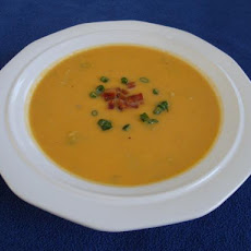 Yam and Clam Bisque