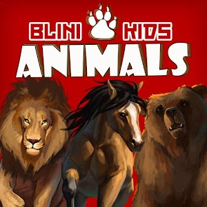 Blini Kids Animals Educational
