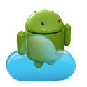 Phone Cloud icon