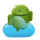 Phone Cloud icon