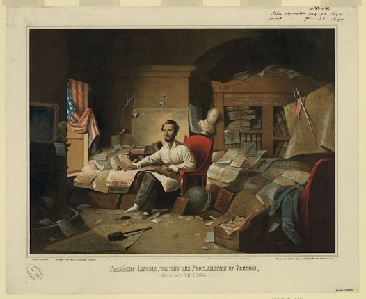 "At first, Lincoln promoted ""gradual emancipation,"" with compensation for slave owners and the consent of the voters."