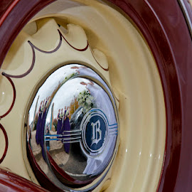 Reflections by Alan Evans - Wedding Ceremony ( yass wedding photographer, bridesmaids, wedding photography, reflection, church, wedding day, wedding, aj photography, vintage car, bride, wedding ceremony )